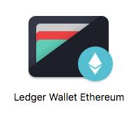 Ledger nano Sへの送金 コインチェック ETH Wallet