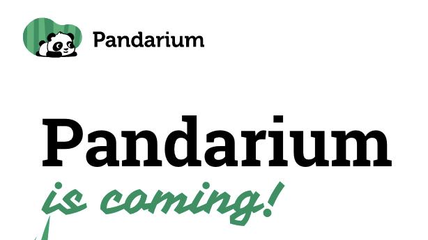 Pandariumに事前登録