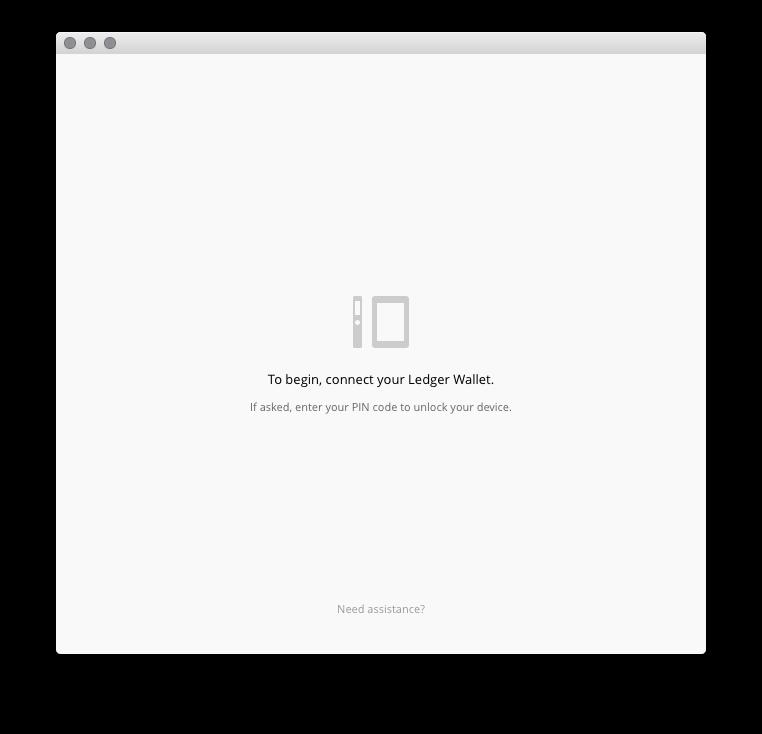 LedgerNanoSファームウェアアップデート1.4.2 うまくいかない