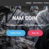 【NAMプロジェクト】医療系ブロックチェーンプロジェクトが第二次セールを開始!エアドロップで1000NAM配布!