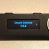 【Ledger Nano S】ファームウェアアップデート1.4.2が無事完了